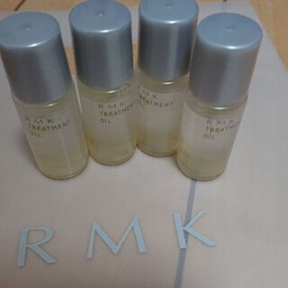 RMK - RMK アールエムケーダブルトリートメントオイル