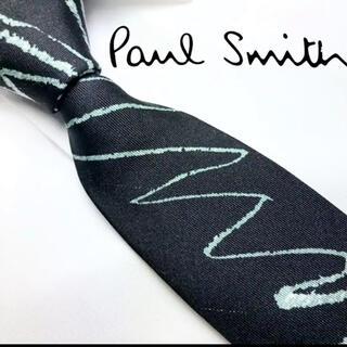 Paul Smith - [美品!]PAUL SMITH ナロータイ シルク100%