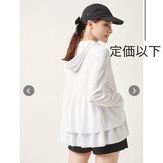 mizugiwa yori  ラッシュガード ティアード パーカー 2021