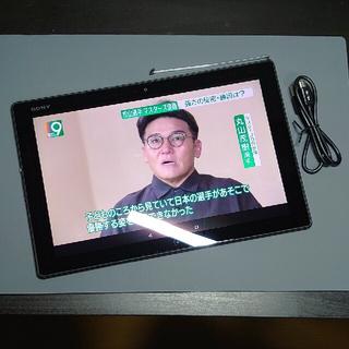 Xperia - 美品 SONY Xperia Z4 Tablet SO-05G SIMフリー