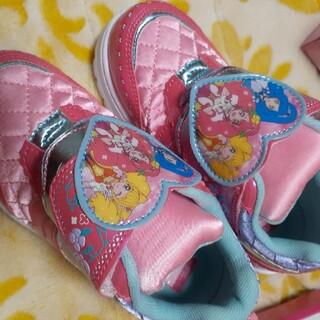 バンダイ(BANDAI)のお値下げ中 新品ヒーリング プリキュア 靴 19(スニーカー)