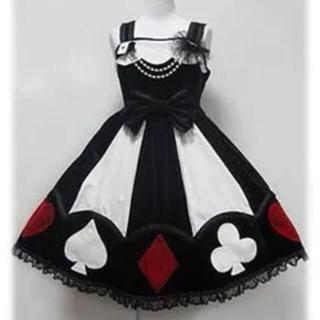 Angelic Pretty - 別珍Angelic Pretty のマリオネットGirl ジャンパースカート