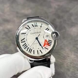 Cartier - ◇美品◇◇カルティエ-◇メンズ◇自動巻腕時計