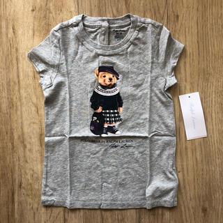 ラルフローレン(Ralph Lauren)のラルフローレン ベビー ポロベア  Tシャツ 最新作 90 ガールズ 女の子(Tシャツ/カットソー)