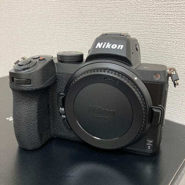 Nikon(ニコン)のとと様専用【未使用新品】ニコン Nikon Z5 スマホ/家電/カメラのカメラ(ミラーレス一眼)の商品写真