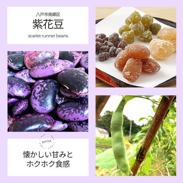 【農薬・化学肥料不使用】乾燥豆セット 7品種 700g(各100g) 青森県産 食品/飲料/酒の食品(野菜)の商品写真