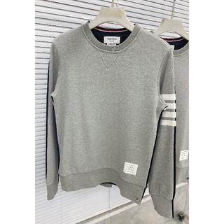 トムブラウン(THOM BROWNE)の21ssTHOM BROWNE  オシドリの前と後ろに色織の長袖(Tシャツ/カットソー(七分/長袖))