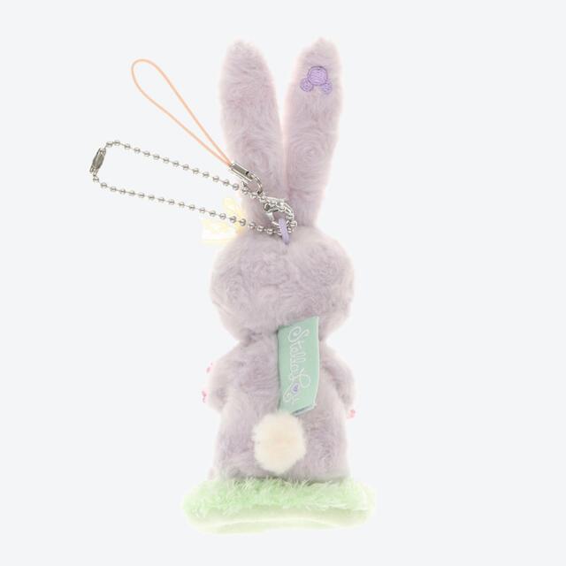 ステラ・ルー(ステラルー)のスプリングインブルーム ステラルー ぬいぐるみストラップ エンタメ/ホビーのおもちゃ/ぬいぐるみ(ぬいぐるみ)の商品写真