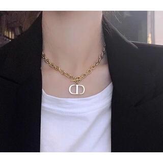 Dior - 【美品/限量发售】DIOR 21SS  ネックレス★カップルモデル