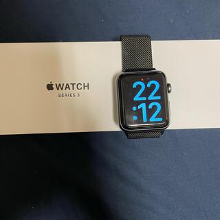 Apple Watch - Apple Watch series3 純正ミラネーゼループ セット