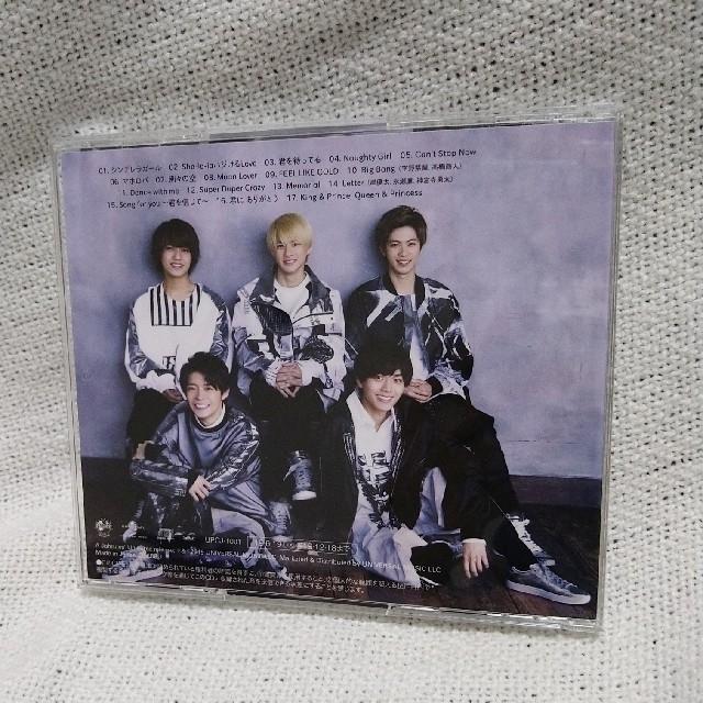Johnny's(ジャニーズ)のKing & Prince  1st アルバム 通常盤 エンタメ/ホビーのCD(ポップス/ロック(邦楽))の商品写真