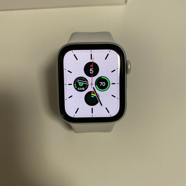 Apple Watch(アップルウォッチ)のApple Watch series 4 gps アルミニウム 44m メンズの時計(腕時計(デジタル))の商品写真