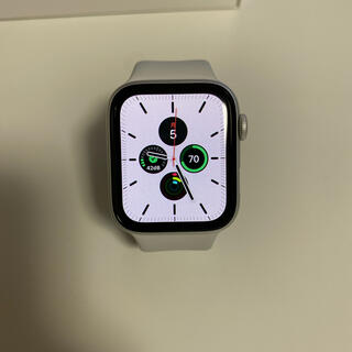 Apple Watch - Apple Watch series 4 gps アルミニウム 44m