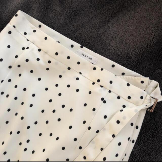 FRAY I.D(フレイアイディー)のfrayid スカート レディースのスカート(ロングスカート)の商品写真