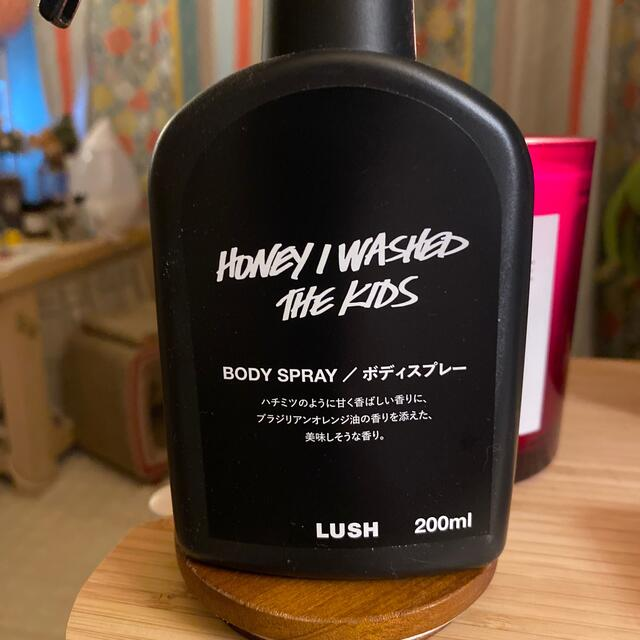 LUSH(ラッシュ)のLUSH みつばちマーヤ ボディスプレー コスメ/美容の香水(香水(女性用))の商品写真