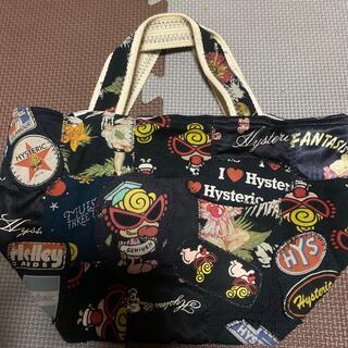 HYSTERIC MINI - 正規品☆限定☆新品☆リバーシブル☆トートバッグ パッチワーク