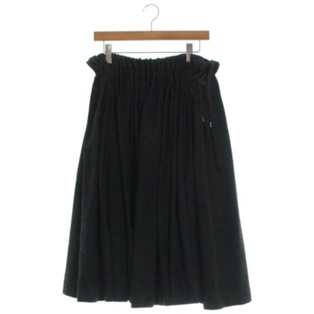 mina perhonen(ミナペルホネン)のmina perhonen ロング・マキシ丈スカート レディース レディースのスカート(ロングスカート)の商品写真