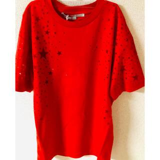 ステラマッカートニー(Stella McCartney)の新品タグ付き ステラマッカートニー Tシャツ(Tシャツ(半袖/袖なし))
