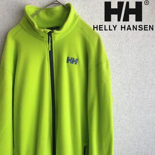 ヘリーハンセン(HELLY HANSEN)のHELLY HANSEN フリース ジャケット ブルゾン ヘリーハンセン M(その他)
