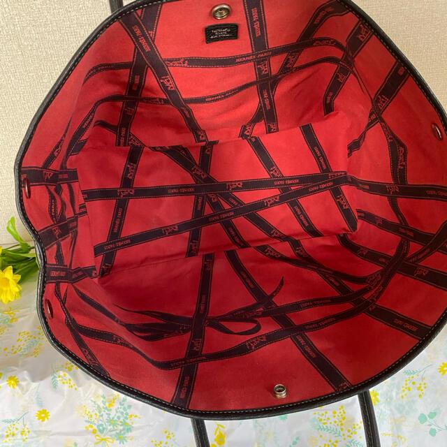 Hermes(エルメス)のHERMES ガーデンパーティPM 限定デザイン ボルデュック レディースのバッグ(トートバッグ)の商品写真