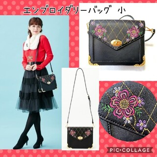 DOLLY GIRL BY ANNA SUI - 【確認用】エンブロイダリーバッグ小