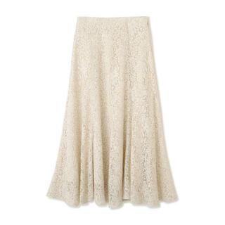 プロポーションボディドレッシング(PROPORTION BODY DRESSING)の♡マーメイドレーススカート♡(ロングスカート)