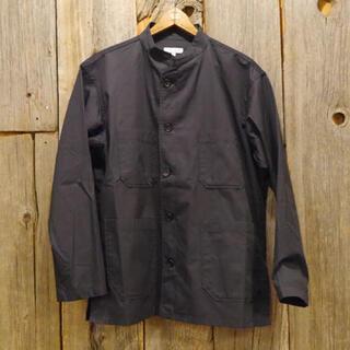 エンジニアードガーメンツ(Engineered Garments)のエンジニアードガーメンツ  デイトンシャツ バンドカラーノーカラーシャツ 長袖(シャツ)