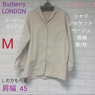 Burberry LONDON(バーバリーロンドン )シャツジャケット