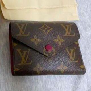 LOUIS VUITTON - ルイヴィトンルトフォイユ・ヴィクトリーヌ折り財布