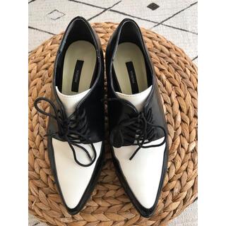 ムルーア(MURUA)のムルーア バイカラー ローファー(ローファー/革靴)