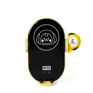 BT21  ベビー 車内用ワイヤレス充電スタンド chimmy