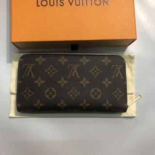ルイヴィトン(LOUIS VUITTON)の⭐️ 美品 新型 ルイ・ヴィトン モノグラム ジッピーウォレット 長財布 ピンク(財布)