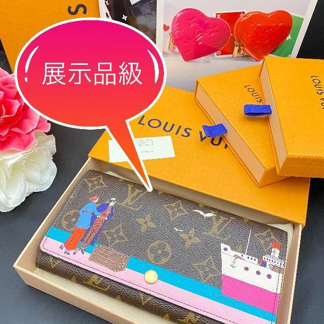 LOUIS VUITTON(ルイヴィトン)の展示品級♡正規品 ポルトフォイユ・サラ クルーズ ルイヴィトン 長財布 レディースのファッション小物(財布)の商品写真