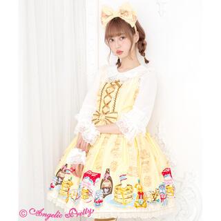 Angelic Pretty - Honey Cake  JSK イエロー