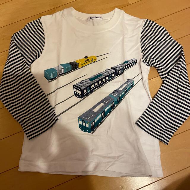 familiar(ファミリア)のskm33様専用 キッズ/ベビー/マタニティのキッズ服男の子用(90cm~)(Tシャツ/カットソー)の商品写真