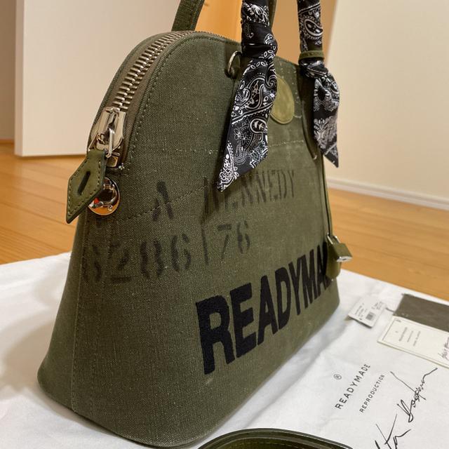 LADY MADE(レディメイド)の【希少】READYMADE DAILY BAG MEDIUM メンズのバッグ(ショルダーバッグ)の商品写真