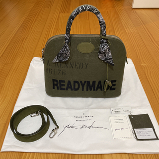 【希少】READYMADE DAILY BAG MEDIUM