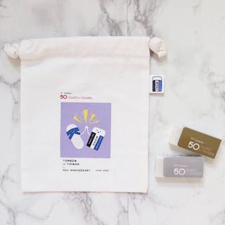 トンボ鉛筆 - 【新品】海外限定 MONO 巾着 消しゴム 2点付き トンボ鉛筆 レア 紫