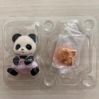 新品★シルバニアファミリー 赤ちゃんスイーツシリーズ パンダの赤ちゃん