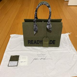 レディメイド(LADY MADE)の【希少】READYMADE SHOPPING BAG 35(ショルダーバッグ)