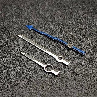 セイコー(SEIKO)のセイコー SEIKO 針 セット 社外 カスタム ブルー 青 MOD ミルガウス(腕時計(アナログ))