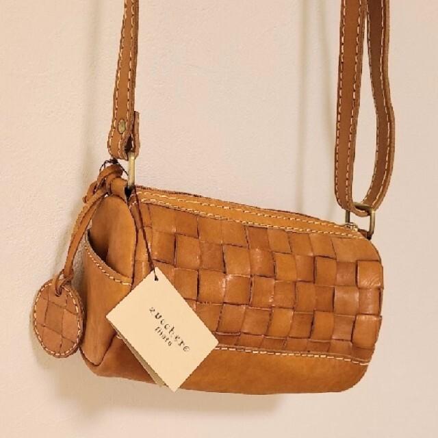 Dakota(ダコタ)のズッケロフィラート 新品未使用 タグ付き 定価14000円 レディースのバッグ(ショルダーバッグ)の商品写真