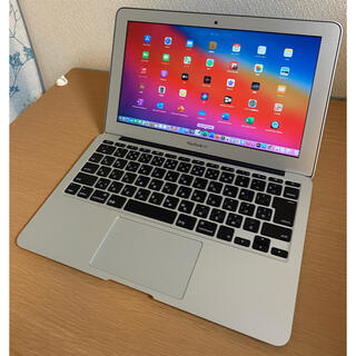 Apple - 美品MacBook Air i5 Windows/2020年Office付き