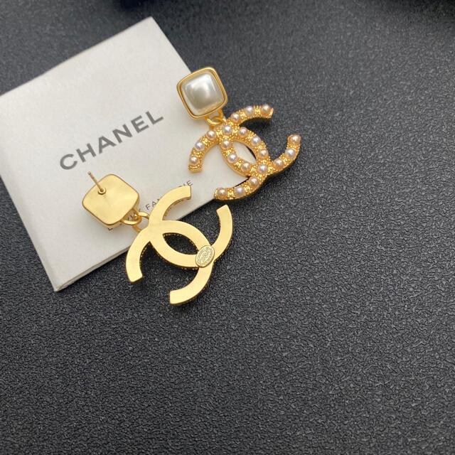 CHANEL(シャネル)のCHANEL PIERCE #632 レディースのアクセサリー(ピアス)の商品写真