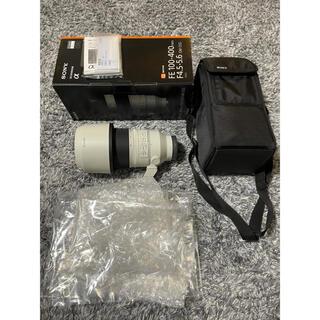 SONY - SONY FE 100-400mm F4.5-5.6 GM OSS
