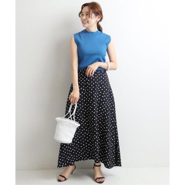 IENA(イエナ)のまるちゃんさん専用 イエナ アートプリントフレア スカート レディースのスカート(ロングスカート)の商品写真