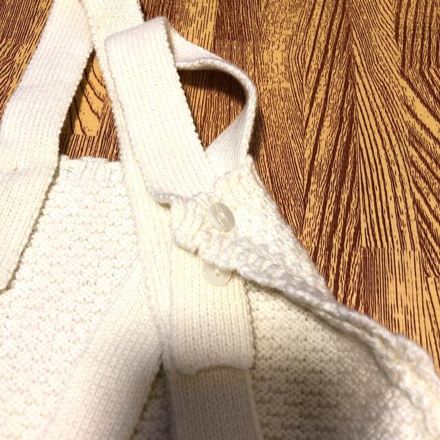 Bonpoint(ボンポワン)のBONHEUR DU JOUR ロンパース  キッズ/ベビー/マタニティのベビー服(~85cm)(ロンパース)の商品写真