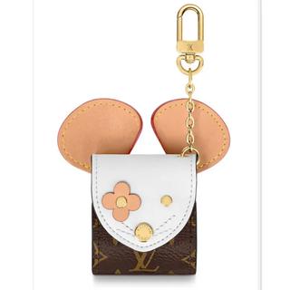 ルイヴィトン(LOUIS VUITTON)の新品 ルイヴィトン AirPods  エテュイ イヤホン   イヤホンケース(ヘッドフォン/イヤフォン)