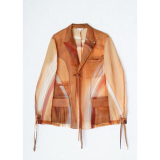 Maison Martin Margiela - MASU 21ss GLASS JACKET