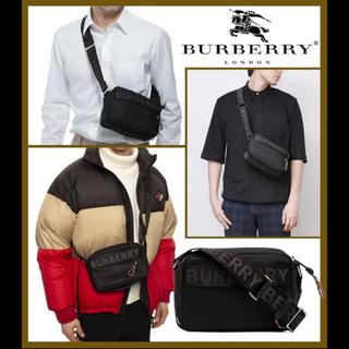 BURBERRY - 【新品】バーバリー ショルダー メンズ ショルダーバッグ ナイロン